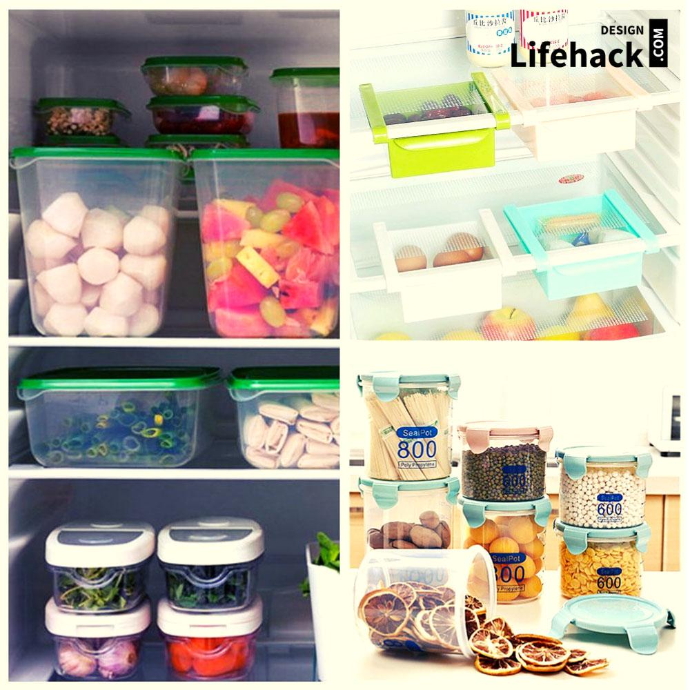 коробочки для хранения продуктов