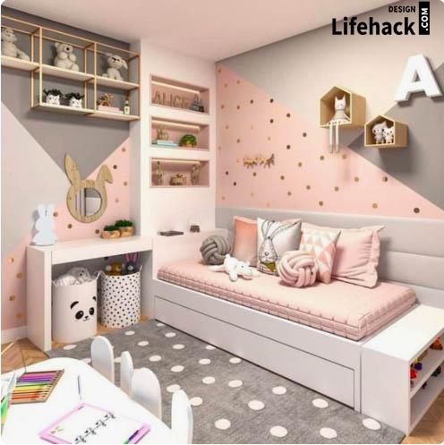 Детская комната в интерьере