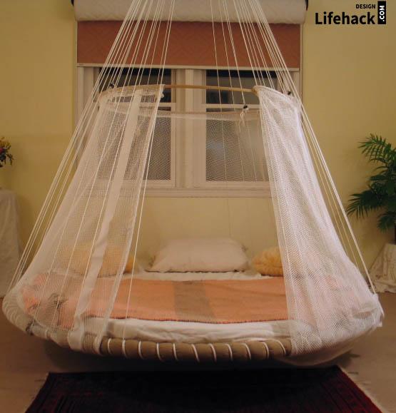 подвесной шатер в детскую