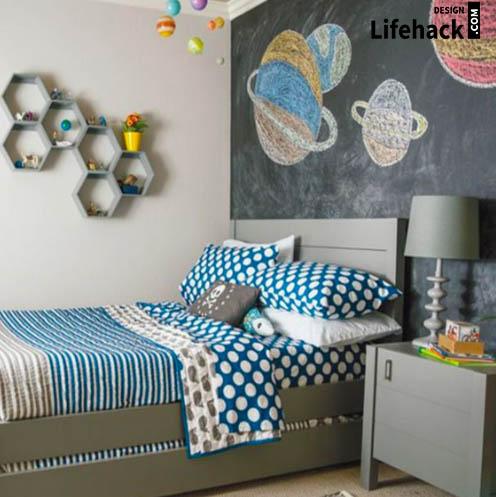 стиль комнаты для девочки